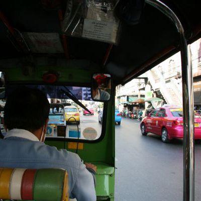 Bangkok t'es belle, mais tu pues...
