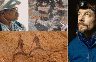 Réalité et observation de l'art préhistorique
