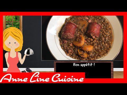 Recette cookeo saucisses lentilles