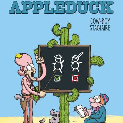 Walter Appleduck cow-boy stagiaire