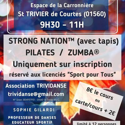 Cours sophie St Trivier