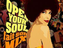 Open Your Soul design