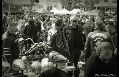Canet Plage le 27 septembre 2015 Programme Charity Bike - Knights Templar