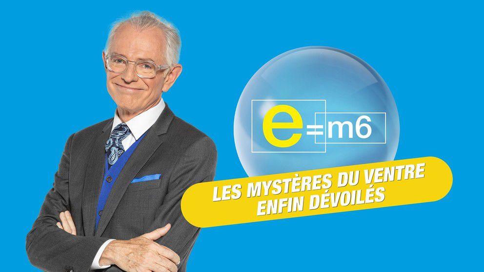 """""""E=M6"""" (© Renaud Corlouer/M6)"""