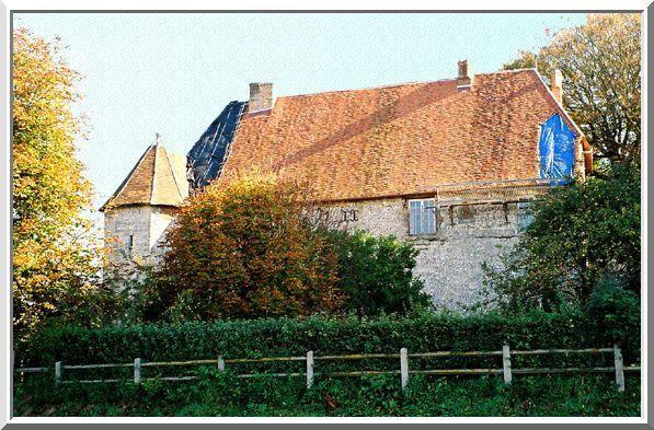 Diaporama manoir d'ESTOUTEVILLE - Les Loges