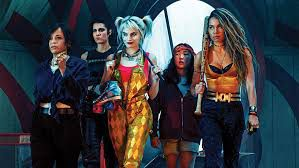 Birds of prey ( Et la fantabuleuse histoire de Harley Quinn) ( Birds of prey and the fantabulous emancipation  of one Harley Quinn)