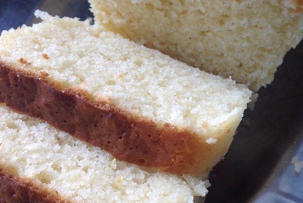 gâteau citron gingembre