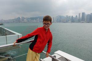 Première impression de kidtrotter à Hong Kong