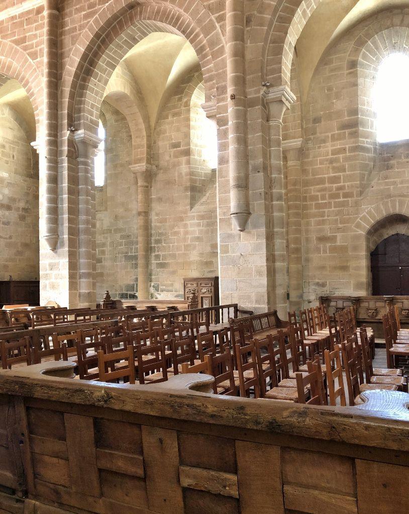 Eglise Aubazine