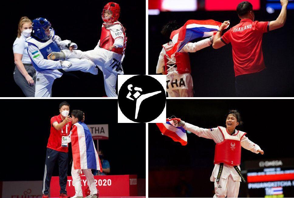 Les thaïlandais ont brillé aux Jeux Paralympiques.