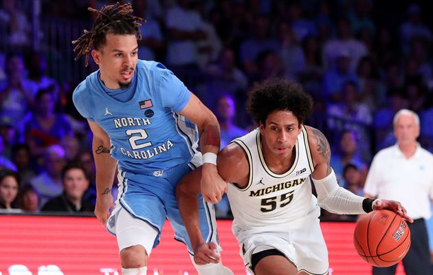 NCAA : Michigan fait tomber les Tar Heels de North Carolina