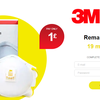 3M Particulate Respirator 8511 Reviews :- N95 Face Mask!
