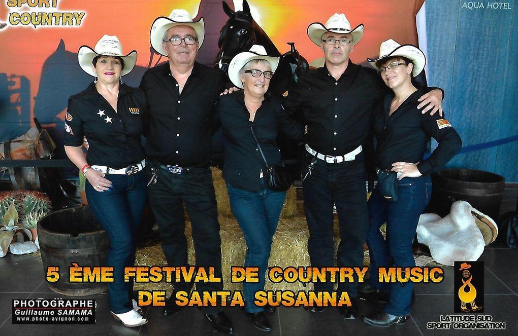 Quelques photos du Festival Country Music de Santa Susanna