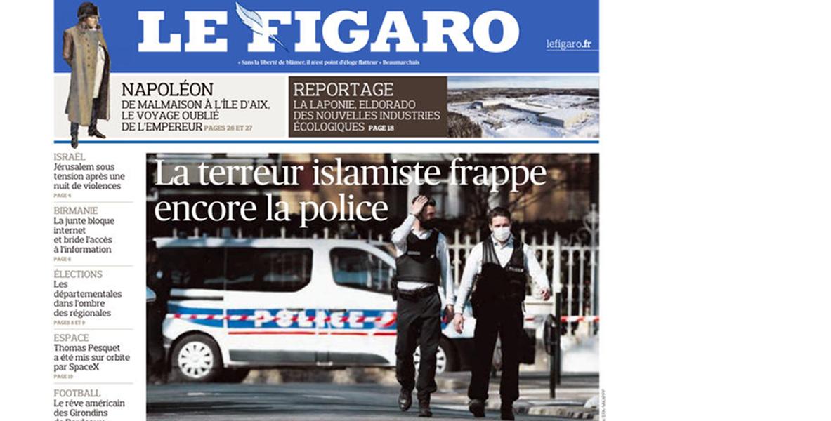 Qu'est-ce que nos gouvernants ont vraiment à dire quand on égorge des Français ? Rien ! Tout simplement. Nos ennemis les méprisent ? Il y a de quoi !