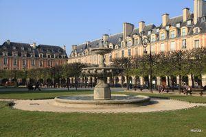 Balade dans le 4ème arrondissement de Paris