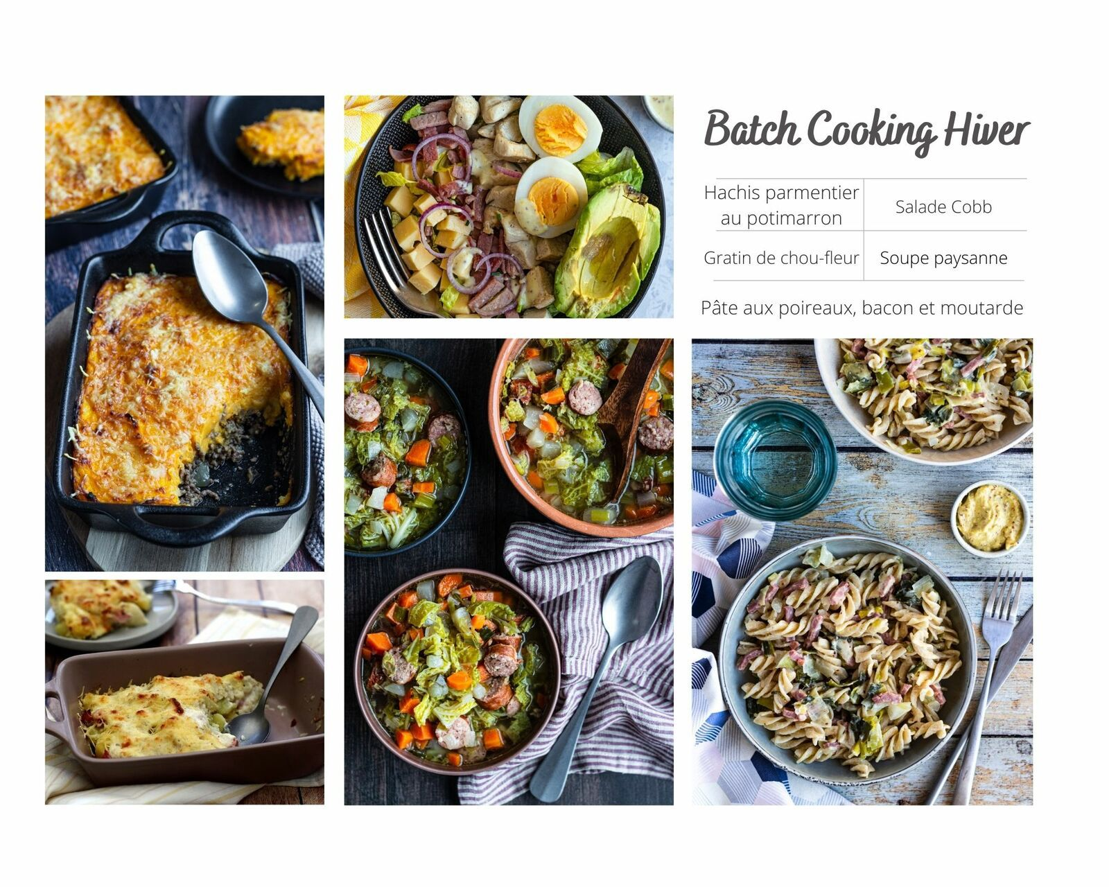 batch cooking hiver