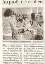 Bourse de l'enfance du 28 Septembre 2008