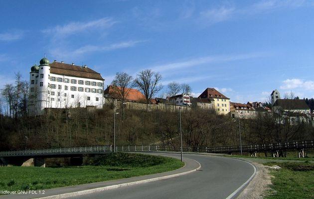 Schloss Mühlheim an der Donau