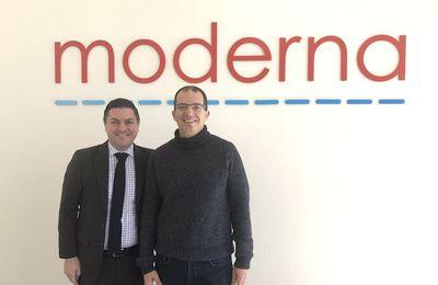Stéphane Bancel « Moderna » devient l'un des quatre nouveaux milliardaires français