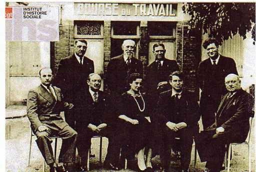 Gabriel Roulleau: un communiste interné à Aincourt