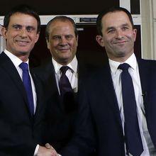 Valls n'aura pas tenu son engagement écrit envers Hamon,  une électrice porte plainte!