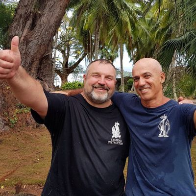M. Sergey MAKARENKO - Séminaire SEPT 17 à Tahiti