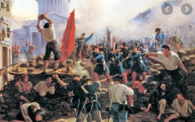 """28 DE MARZO DE 1871, """"AL CIELO POR ASALTO"""""""