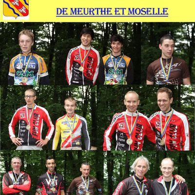 Championnat VTT de Meurthe et Moselle