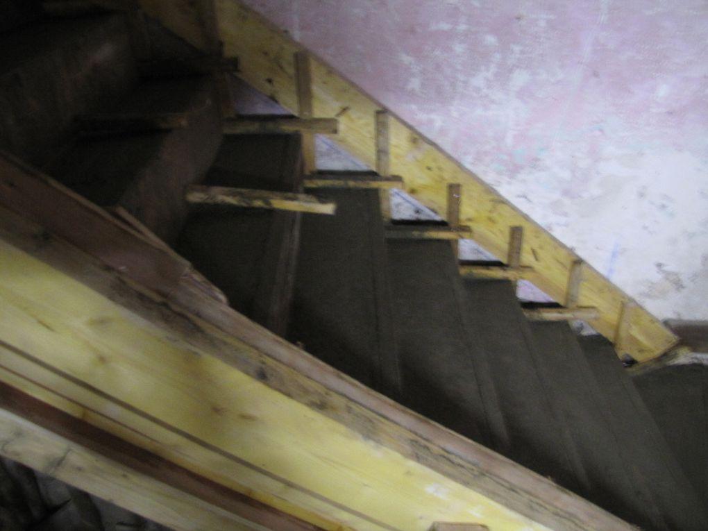 Album - travaux-escalier-part-2