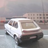 FIAT RITMO STRADA HOT WHEELS 1/64 - car-collector.net
