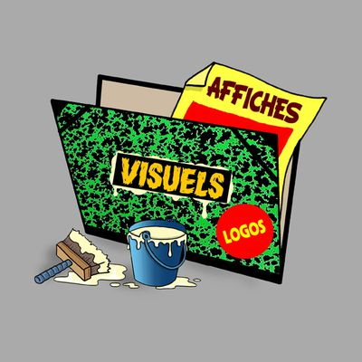 AFFICHES & LOGOS