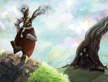 Steam punk Alice: White Rabbit