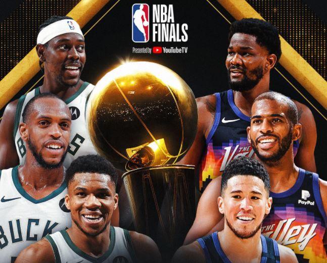 Milwaukee Bucks @ Phoenix Suns (NBA Finals Game 2) Sur quelle chaîne et à quelle heure ?