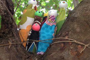 Expo dans l'arbre