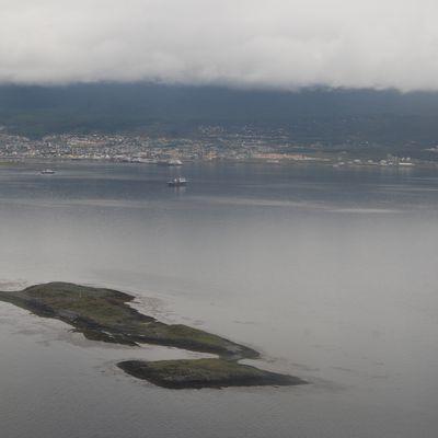 Envol vers le bout du monde: Ushuaia