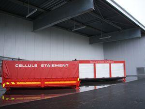 Centre de secours : les sapeurs-pompiers de Fontenay dans leur nouvelle caserne