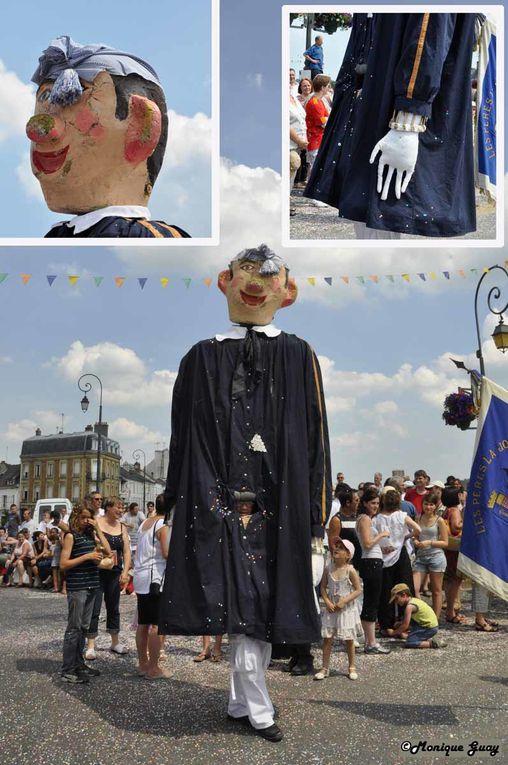 Le 27 juin 2010 lors des 50èmes Fêtes Jean de La Fontaine.