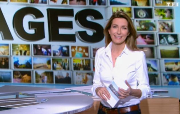 2013 12 21 - 13H25 - ANNE-CLAIRE COUDRAY - TF1 - REPORTAGES