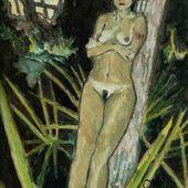 Joe Godin Painter British Columbia/Canada - GALERIE VITRINARTWORLD
