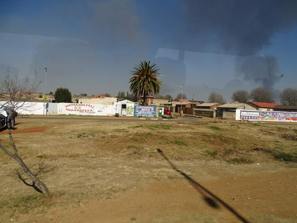Jour 9  Soweto - Johannesbourg