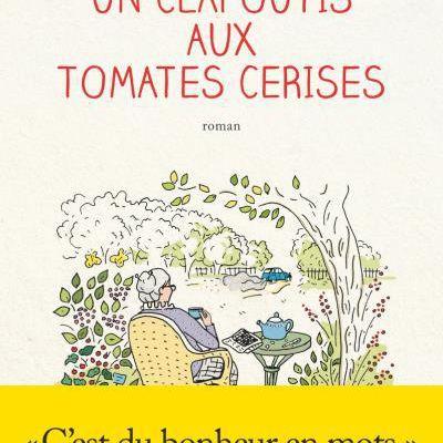 Un clafoutis aux tomates cerises – Véronique de Bure