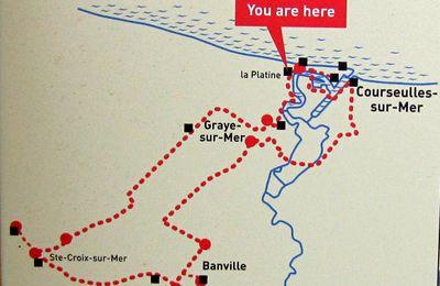 Char Churchill AVRE, brèche de Graye-sur-mer