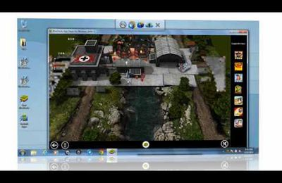 Bluestacks -°- Android -°- Beta 450.000 applications pour Windows
