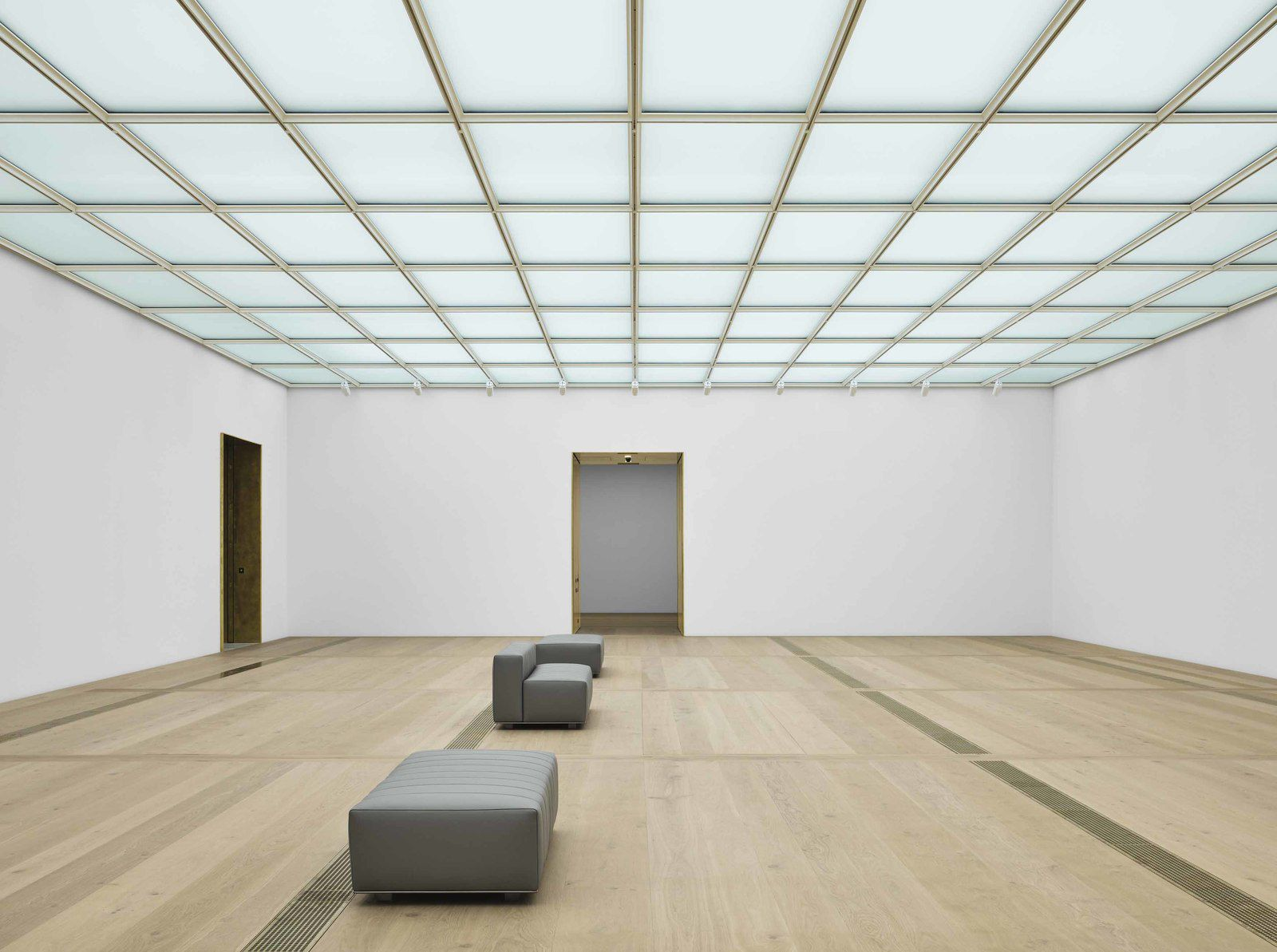 MUSEUM BUILDING EXTENSION / KUNSTHAUS ZÜRICH BY DAVID CHIPPERFIELD ARCHITECTS