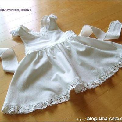 comment coudre une très belle petite robe fillette de a à z