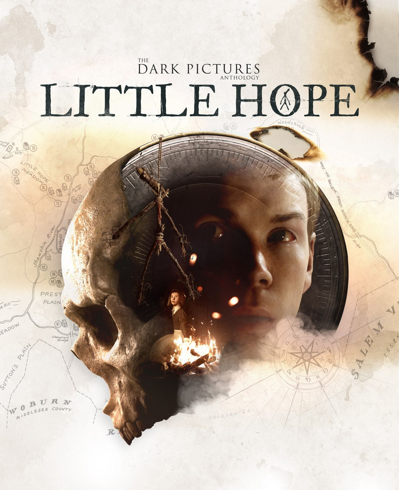 [TEST] THE DARK PICTURES ANTHOLOGY :  LITTLE HOPE XBOX ONE X : Une nouvelle histoire prenante et bien mise en scène