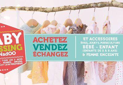 Ce dimanche, Babydressing de Nadoo à Montpellier