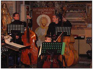 Saint André les Alpes : Le concert de Noël subjugue l'assistance