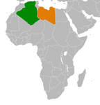 DANGER  A LA FRONTIERE ALGERO-LIBYENNE
