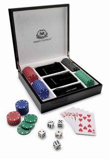 Objets publitaires ludiques : crayons - jeu de poker - tintin